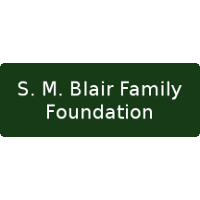 Logo for S.M. Blair Family Foundation