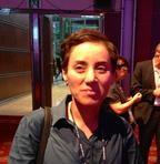 Maryam Mirzakhani In Seoul 2014